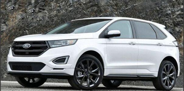 2022 Ford Edge Reviews Colors Exterior Photos