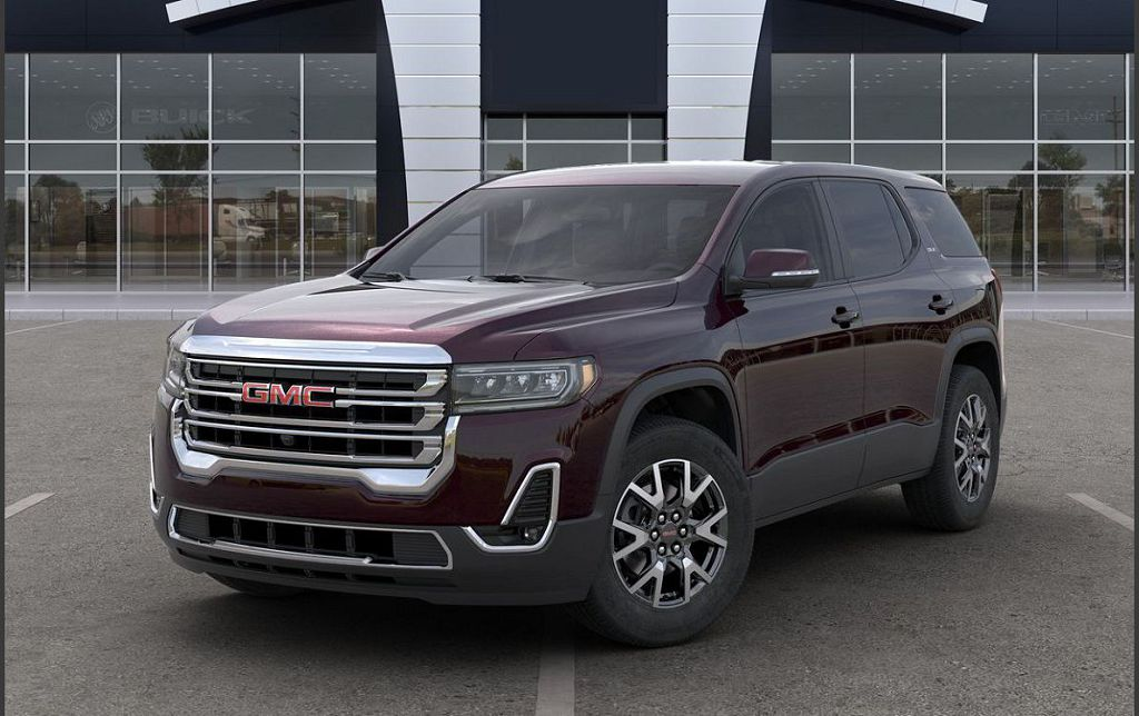 2022 Gmc Envoy Interior Vehicles