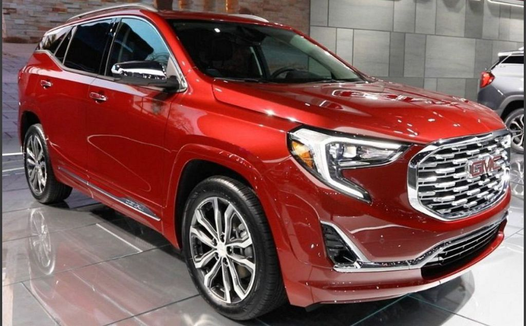 2022 Gmc Terrain Awd Mpg Slt Specs Reviews Denali Price
