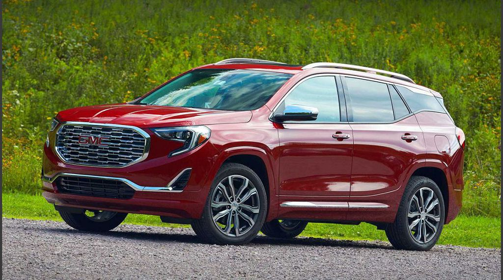 2022 Gmc Terrain For Sale Review Elevation Edition Denali