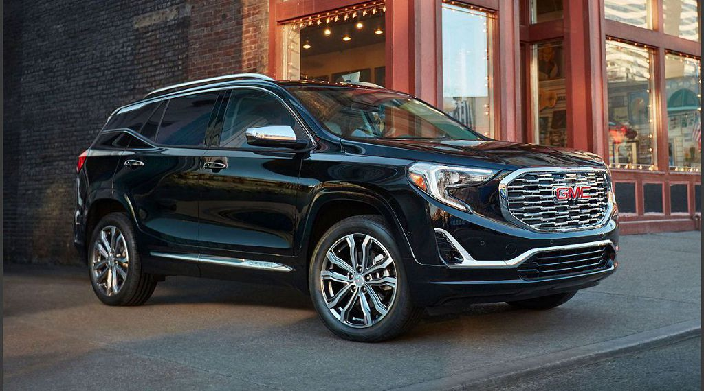 2022 Gmc Terrain Sle At4 Mpg Price Weathertech