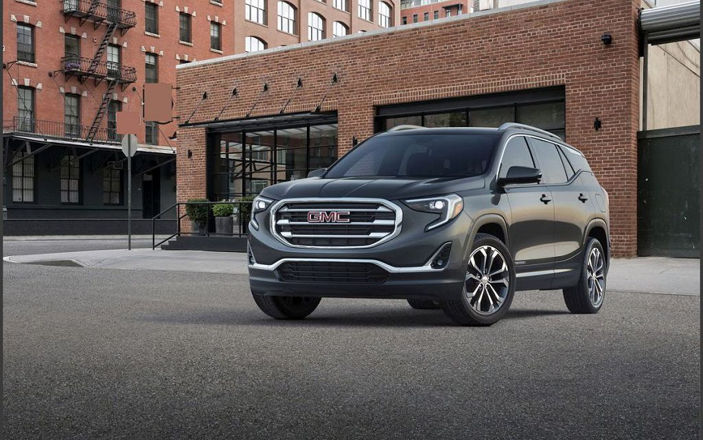 2022 Gmc Terrain Sle Fwd Denali Specs Slt Colors In Stock