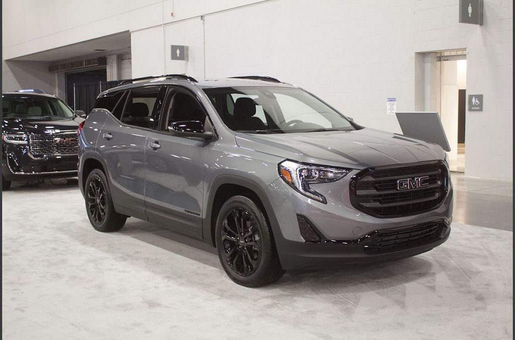 2022 Gmc Terrain Trims Specs Colors Photos