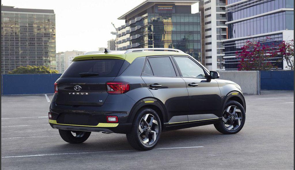2022 Hyundai Venue For Sale Pearl Capsule