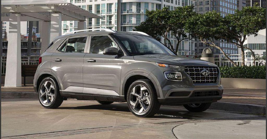 2022 Hyundai Venue Suv Price