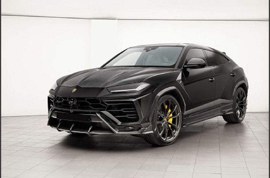 2022 Lamborghini Urus Interior Usa