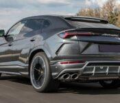 2022 Lamborghini Urus Mpg Ultimate