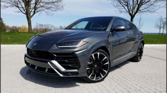 2022 Lamborghini Urus Vin Images Crossover