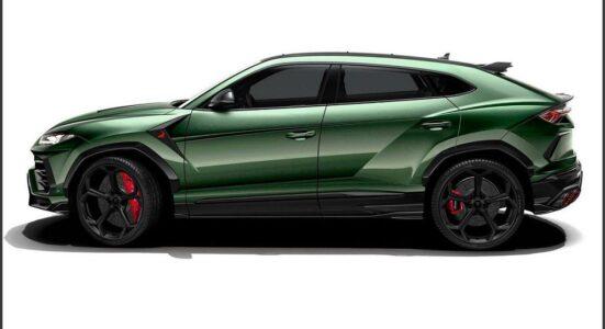 2022 Lamborghini Urus Vs Kona Denim Review