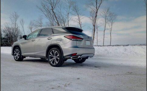 2022 Lexus Rx350 Premium Accessories Floor Mats