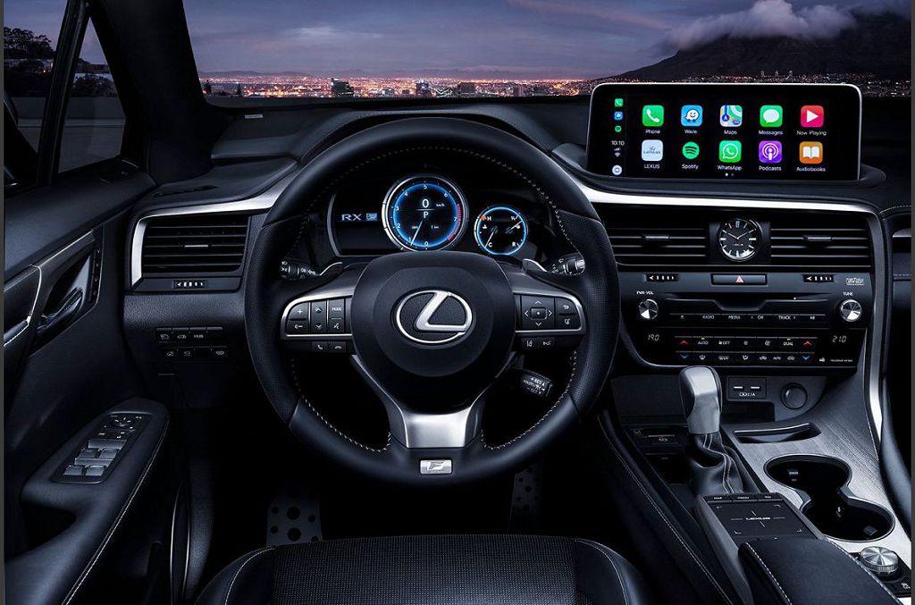 2022 Lexus Rx350 Sport Colors L Specs Pictures