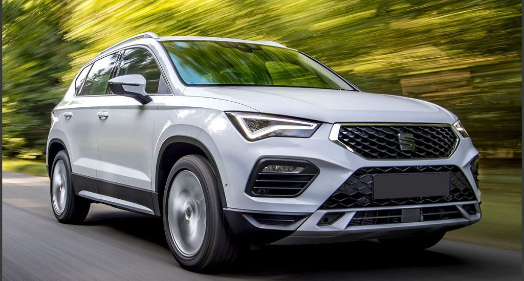 2022 Seat Ateca Brochure Dimensions Specifications