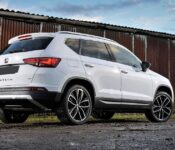 2022 Seat Ateca Full Link App Mirror Link Android Auto