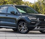 2022 Seat Ateca Mpg 1.5 Suv Test Facelift