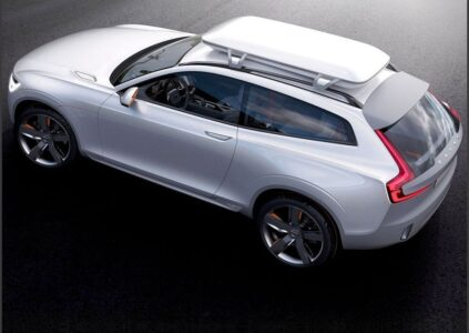 2022 Volvo Xc40 Recharge Pure Electric Design Sunshade