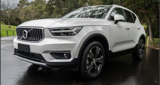 2022 Volvo Xc40 Recharge Review Recharge Ev P8