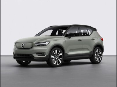 2022 Volvo Xc40 Youtube R Design Brochure Electric