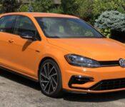 2021 Vw Golf R Mk8 Gti News