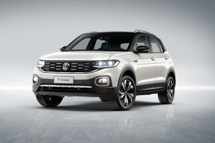 2021 Vw Tcross Crossover