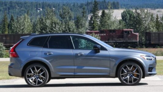 2021 Volvo Xc60 Warranty Inscription