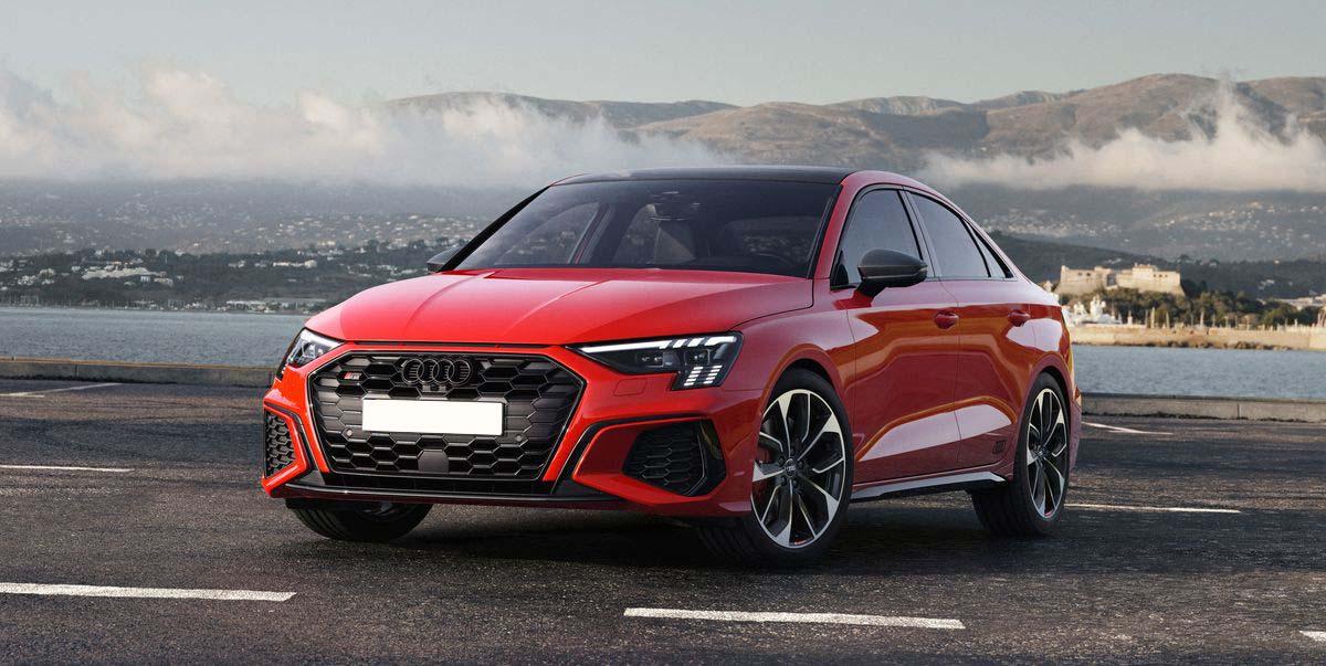 2022 Audi A4 Pics Vin Build Sline Photos