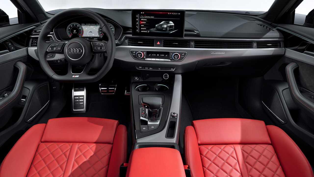 2022 Audi A4 Sedan 6 Hp 45 Convertible