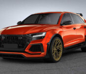 2022 Audi Q8 Rs Black Build