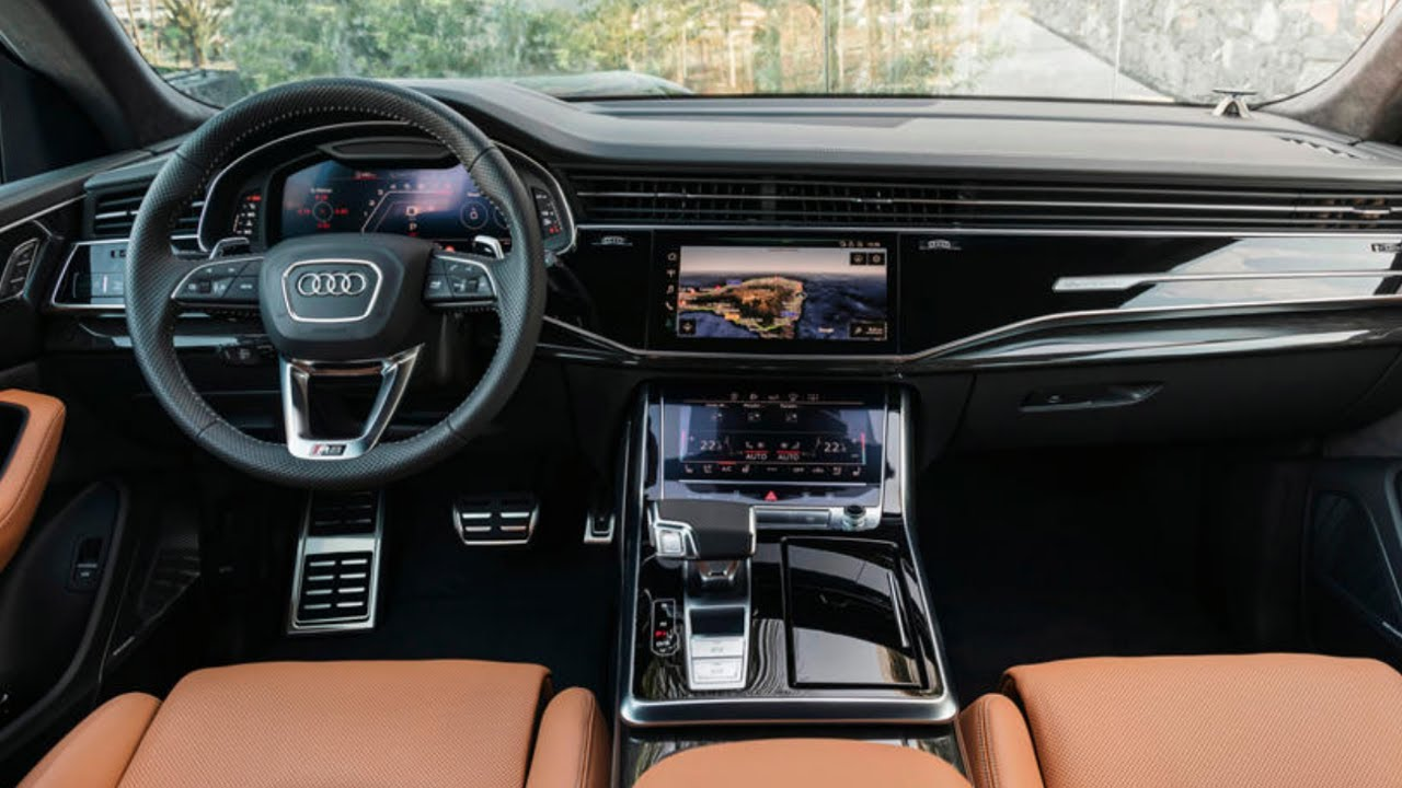 2022 Audi Q8 Rs Specs Sport