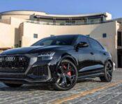 2022 Audi Q8 Rs Vin 0 60