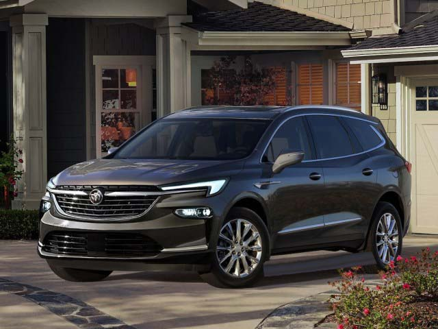2022 Buick Encore Crossover Price