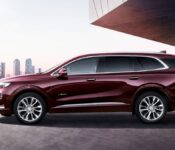 2022 Buick Encore Essence Fwd Gx User Manual