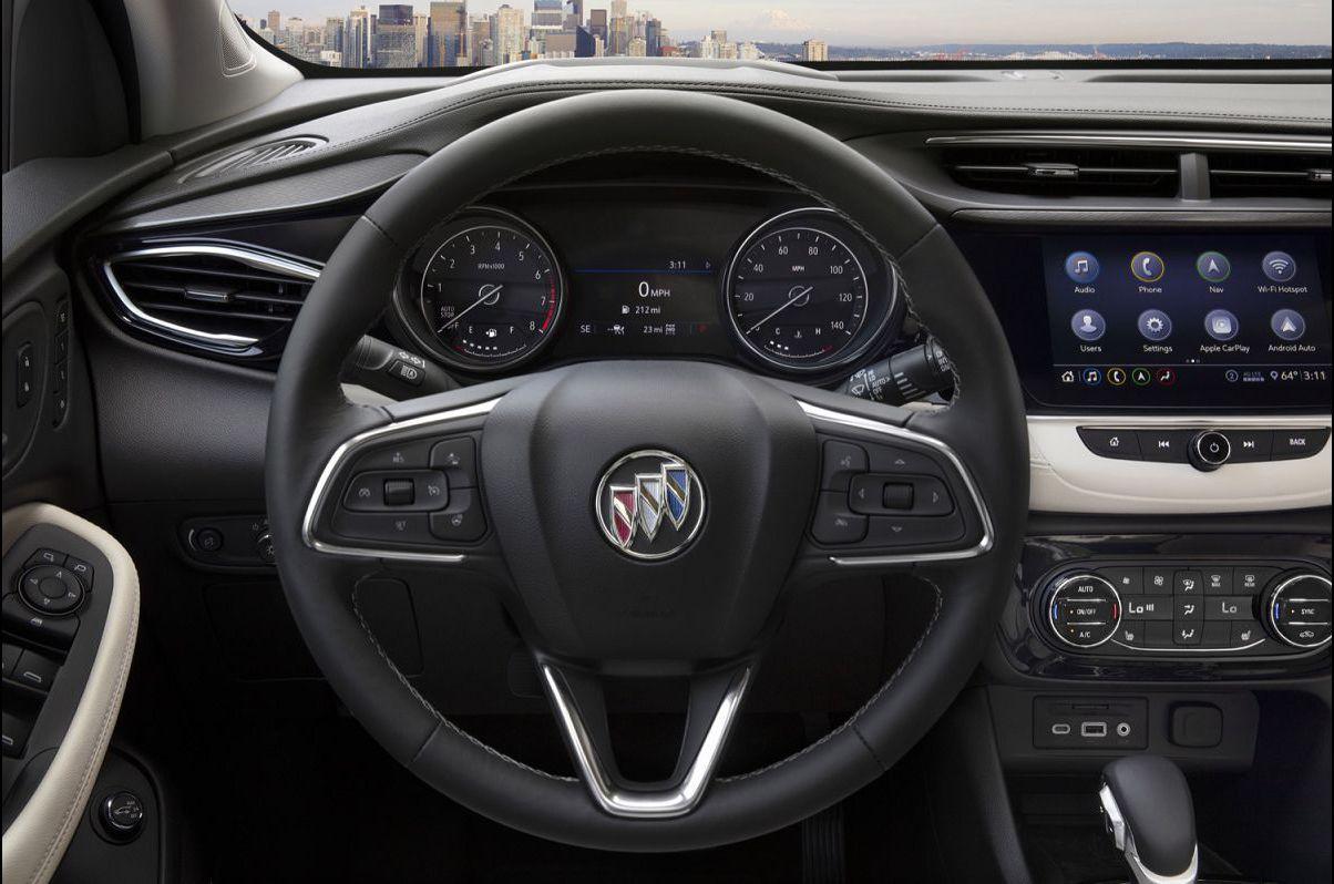 2022 Buick Encore Gx Preferred Awd Specs Gs