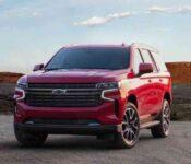 2022 Chevrolet Suburban Configurations Interior Lt