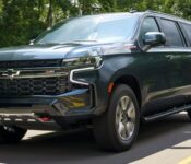2022 Chevrolet Suburban Photos Ltz Premier