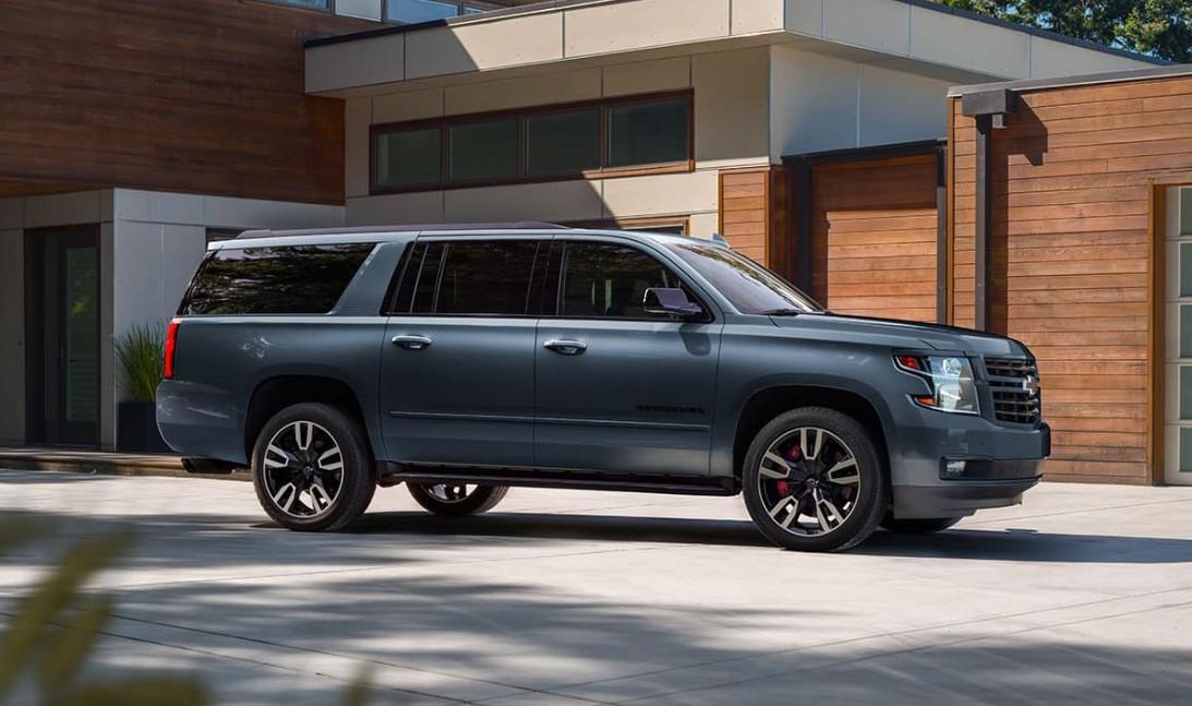 2022 Chevrolet Suburban Price Colors Length Reveal