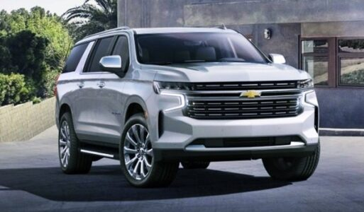 2022 Chevrolet Suburban Reviews Pictures
