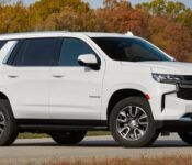 2022 Chevy Tahoe Ltz Price Accessories Pictures