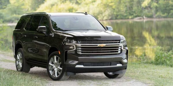 2022 Chevy Tahoe Towing Capacity Interior Dimensions