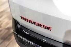 2022 Chevy Traverse Dealers Specs Exterior Colors