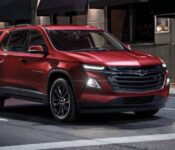 2022 Chevy Traverse Interior Pictures Awd Lt Ls