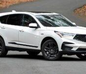 2022 Acura Rdx Colors Facelift