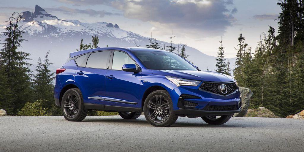 2022 Acura Rdx Hybrid Rumors Release Type S