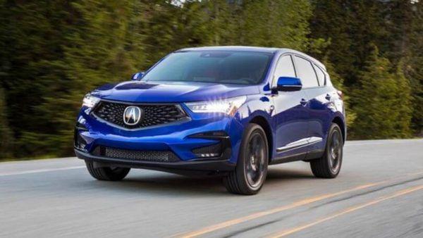 2022 Acura Rdx Refresh Price Interior