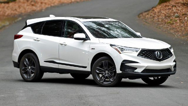 2022 Acura Rdx Review A Type Tail Interior