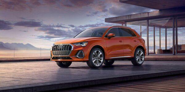 2022 Audi Q3 Review Interior