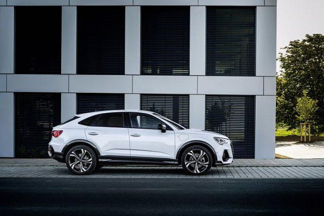 2022 Audi Q3 Suv Redesign Interior