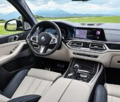 2022 Bmw X7 Changes M50i