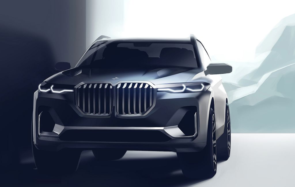 2022 Bmw X7 Facelift Release Date