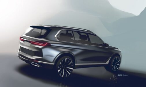 2022 Bmw X7 Review Pictures