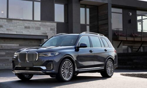 2022 Bmw X7 Suv Price